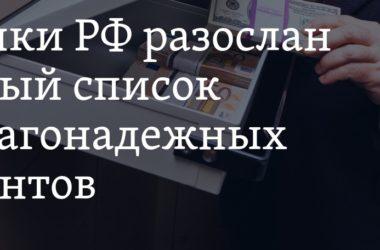база данных банка
